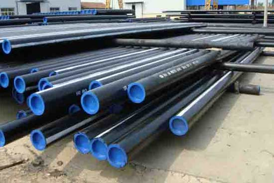 X46 Carbon Steel Seamless / Welded Pipe