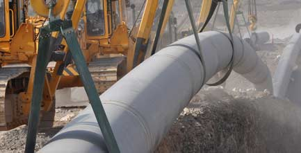 API 5l Gr B X65 Lsaw/ ssaw Spiral Welded Steel Pipe